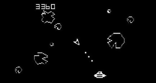 Asteroids-flash-video-game