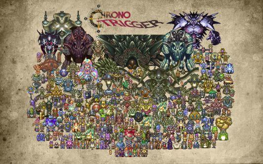 Chrono-Trigger-All-Sprites