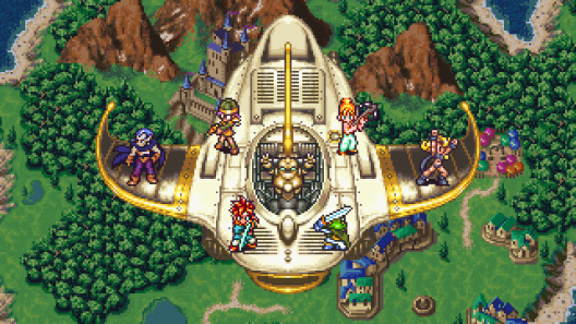 Chrono-Trigger cast