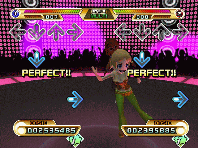 Dance_Dance_Revolution_Hottest_Party_2_gameplay_2