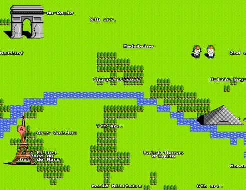 dragon quest google maps