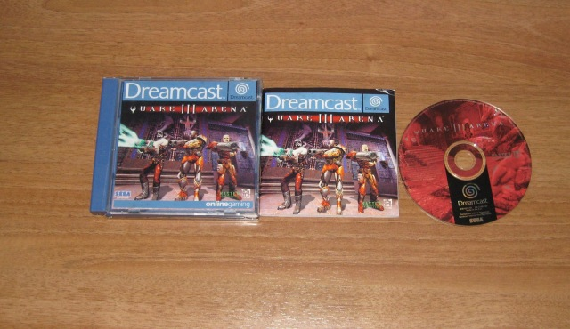 Quake 3 III Arena Dreamcast Packaging Box Boxart.JPG