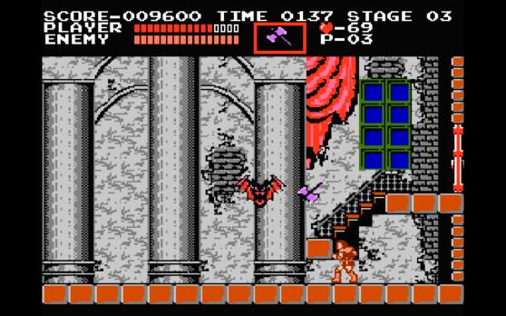 castlevania-batman