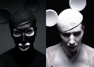 marilyn manson, mickey mouse, micro machines, retrogame