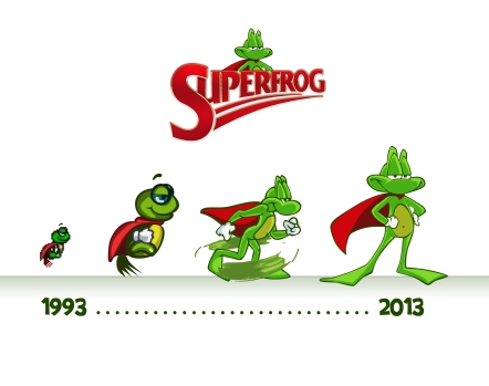 superfrog, superfrog hd, recensione, retrogame