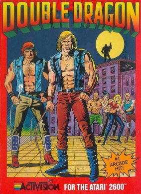 double dragon; retrogaming; muscoli