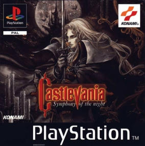 castelvania, symphony of the night, retrolampi