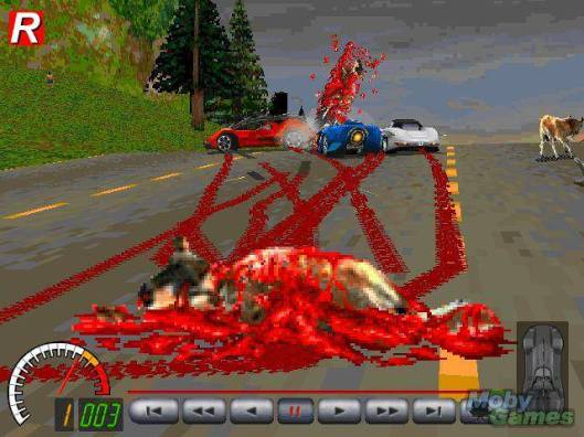 carmageddon, 1997, censura, censored