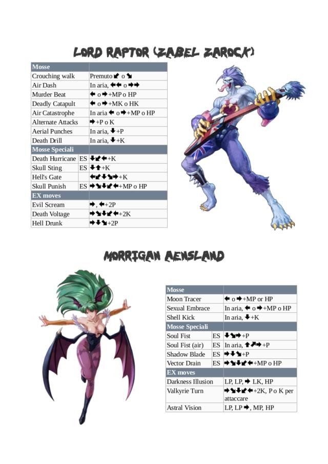 Raptor - Morrigan