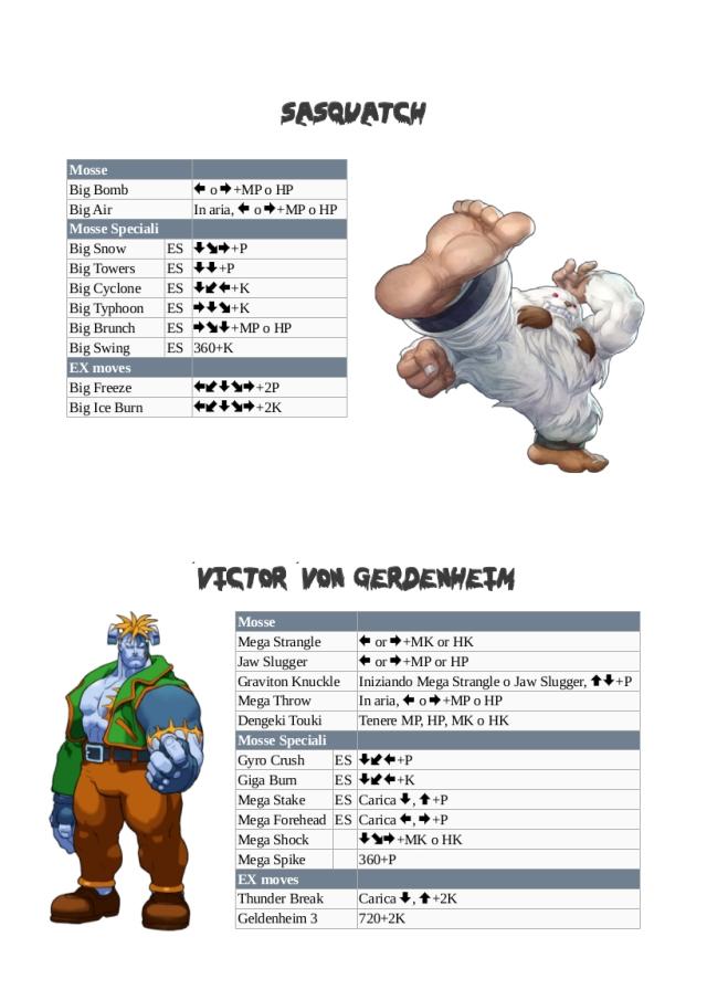 Sasquatch - Victor