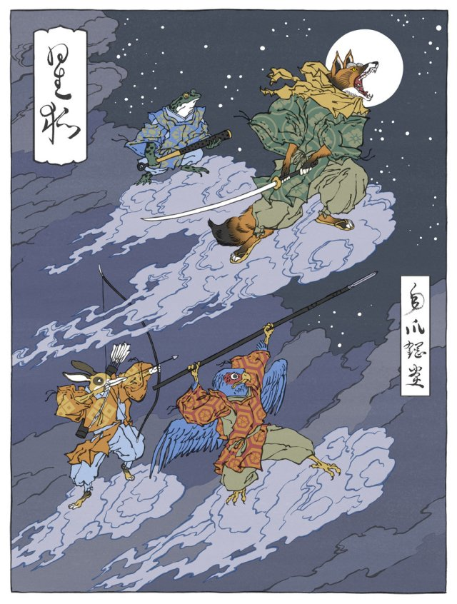 star_fox_as_a_japanese_ukiyo_e_by_thejedhenry-d554zol.jpg