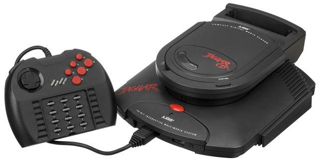 Atari-Jaguar-CD-wPro-Controller